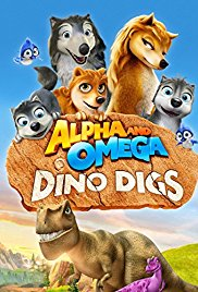 Alpha and Omega Dino Digs Movie (2016)