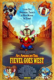 An American Tail Fievel Goes West (1991)