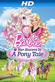 Barbie Her Sisters in a Pony Tale (2013)