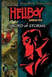 Hellboy Animated Sword of Storms (2006)