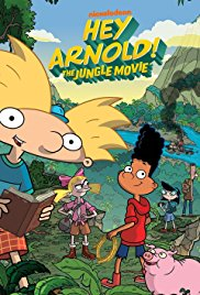 Hey Arnold The Jungle Movie (2017)