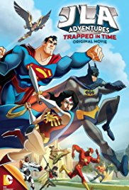 JLA Adventures Trapped in Time (2014)