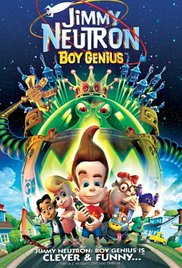 Jimmy Neutron Boy Genius (2001)
