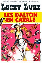 Lucky Luke: The Daltons on the Run (1983)