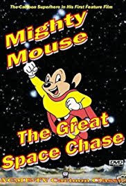 Mighty Mouse in the Great Space Chase (1982) Episode