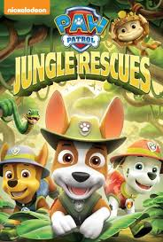Paw Patrol: Jungle Rescues (2017)