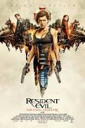 Resident Evil: The Final Chapter (2016) Episode