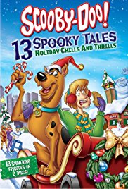 Scooby Doo 13 Spooky Tales  Holiday Chills and Thrills (2012)