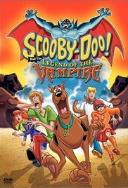 Scooby Doo and the Legend of the Vampire (2003)