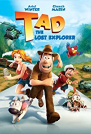 Tad the Lost Explorer (2012)