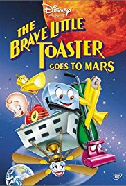 The Brave Little Toaster Goes to Mars (1998) Episode