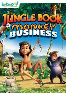 The Jungle Book Monkey Business (2014)
