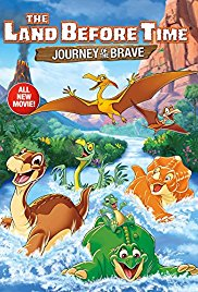 The Land Before Time XIV Journey of the Heart (2016)