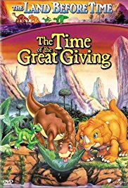 The Land Before Time III The Time of the Great Giving (1995)