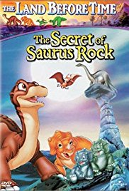 The Land Before Time VI The Secret of Saurus Rock (1998)