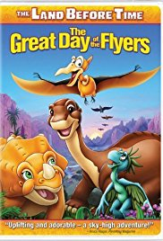 The Land Before Time XII The Great Day of the Flyers (2006)