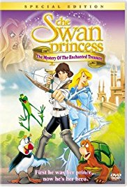 The Swan Princess The Mystery of the Enchanted Treasure (1998)