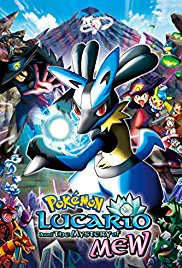 Pokemon Lucario and the Mystery of Mew (2005)
