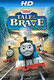 Thomas and Friends Tale of the Brave (2014)