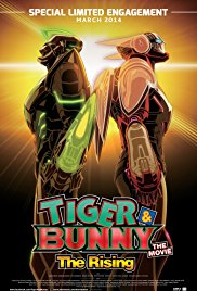 Tiger and Bunny: The Rising (2014)