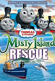 Thomas and Friends Misty Island Rescue (2010)