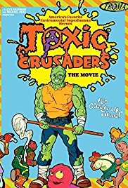 Toxic Crusaders The Movie (1997)