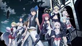 Trinity Seven the Movie Eternity Library and Alchemic Girl (2017)