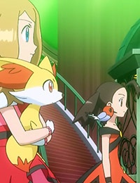 Pokemon XY: New Year's Eve Special (2014)