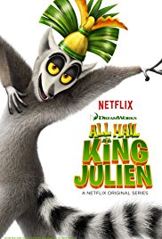 All Hail King Julien Season 1