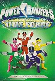 Power Rangers Time Force Episode 40