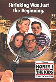Honey, I Shrunk the Kids: The TV Show Season 3
