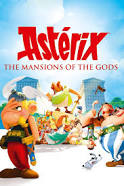 Asterix: The Land of the Gods (2014)