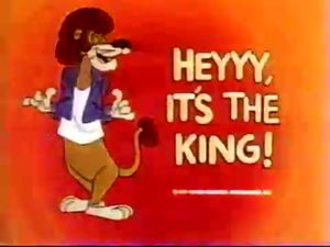 Heyyy, It s the King