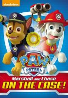 Paw Patrol Marshall and Chase on the Case Movie (2015)