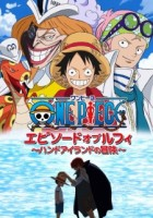 One Piece: Episode of Luffy – Hand Island Adventure (2012)