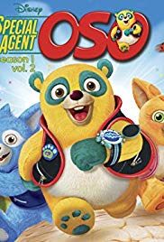 Special Agent Oso Season 1
