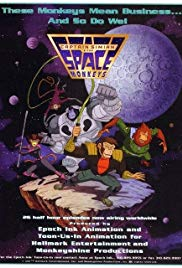 Captain Simian and the Space Monkeys