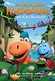 Coconut the Little Dragon 2 Into the Jungle (2018)