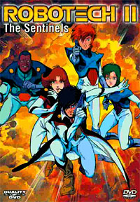 Robotech: The Sentinels