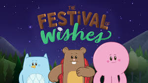 Luna Chip And Inkie In The Festival Of Wishes (2019)