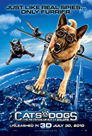 Cats and Dogs: The Revenge of Kitty Galore (2010)