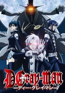 D.Gray-man Season 1 (Dub)