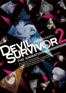 Devil Survivor 2 The Animation (Dub)