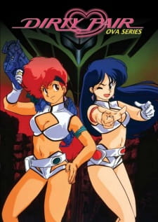 Dirty Pair OVA (Dub)