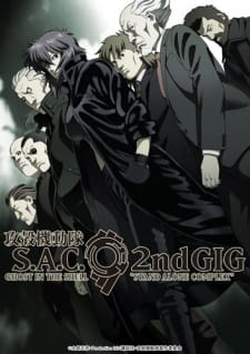 Ghost in the Shell: Stand Alone Complex 2nd GIG (Dub)