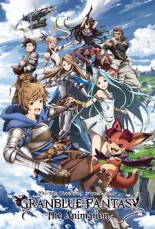 Granblue Fantasy The Animation (Dub)