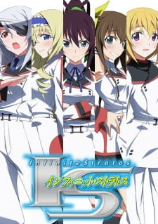 Infinite Stratos (Dub)