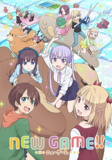 New Game!! (Dub)