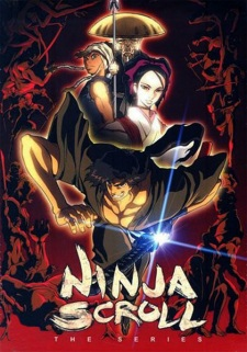 Ninja Scroll: The Series (Dub)