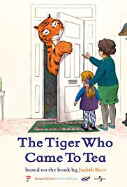 The Tiger Who Came to Tea (2019) Episode